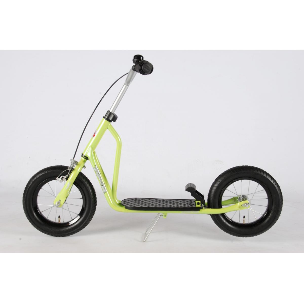 scooter tretroller yipeeh sportive 12 zoll kinderroller. Black Bedroom Furniture Sets. Home Design Ideas