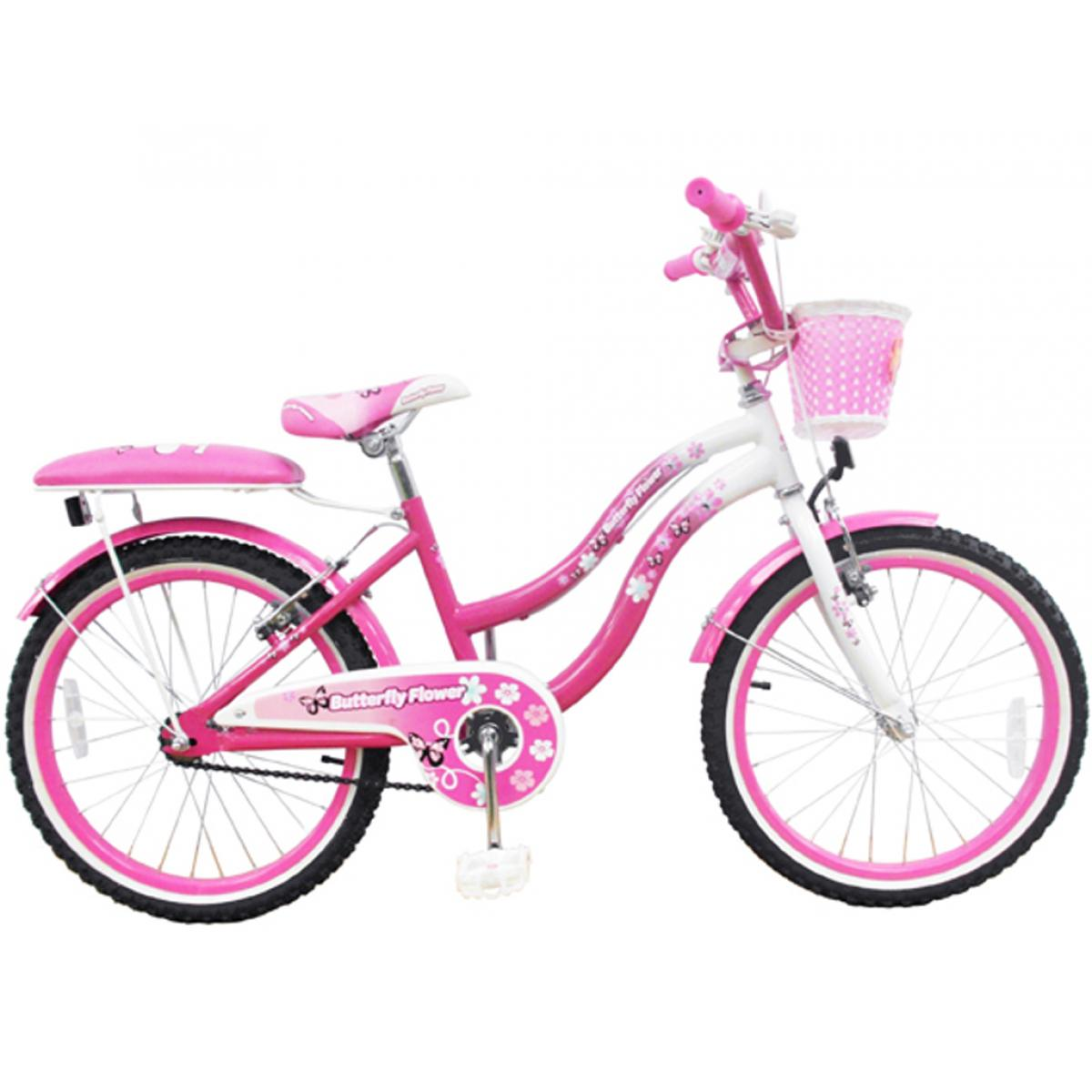 kinderfahrrad schiano butterfly 20 zoll fahrrad kinder 7. Black Bedroom Furniture Sets. Home Design Ideas
