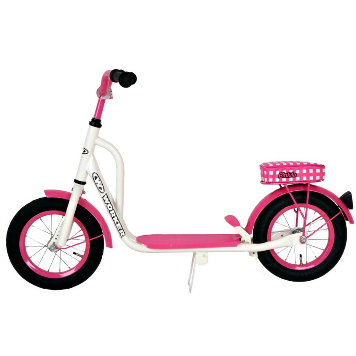 scooter worker pinkila 12 zoll sportive kinderroller. Black Bedroom Furniture Sets. Home Design Ideas