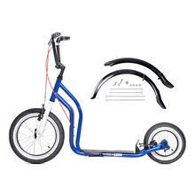 Scooter Tretroller Yedoo City New London 16 / 12 Zoll...