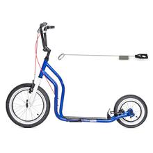 Dogscooter Tretroller Yedoo City New London 16 / 12 Zoll...