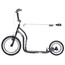 Dogscooter Yedoo City New New York 16 / 12 Zoll V-Brake...