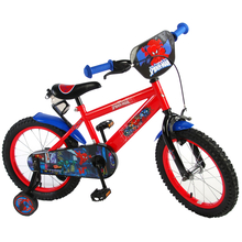 Kinderfahrrad Ultimate Marvel Spider-Man 16 Zoll,...