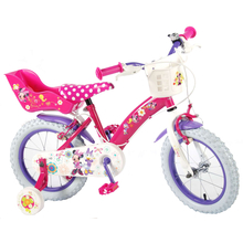 Disney Minnie Mouse Bow-Tique Kinderfahrrad...