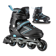 2in1 Inlineskates/Schlittschuhe Nils Extreme NH11912A...