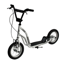 MASTER Scooter Ride Kinder Tretroller 12 / 12 Zoll...