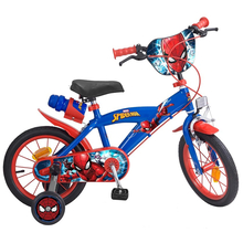 Kinderfahrrad Marvel Ultimate Spider-Man 14 Zoll...