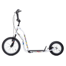 Scooter Tretroller Yedoo City Art 16 / 12 Zoll Limited...