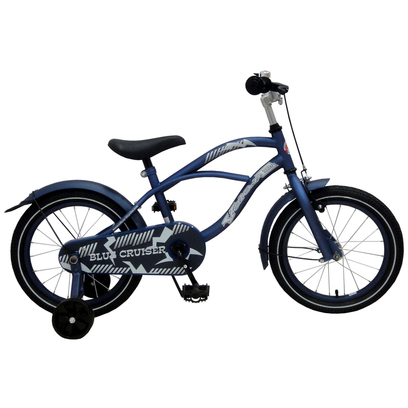 kinderfahrrad volare beach cruiser 16 zoll mit r cktrittbremse 116 90. Black Bedroom Furniture Sets. Home Design Ideas