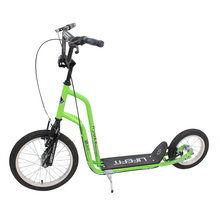 Tretroller City Scooter Lifefit Rider 16/12 Zoll Roller...
