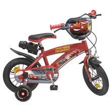 Kinderfahrrad Disney Cars 3 Evolution 12 Zoll Lightning...