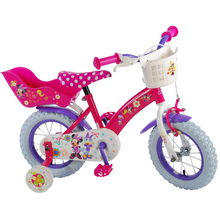 Kinderfahrrad Disney Minnie Mouse Bow-Tique 12 Zoll...